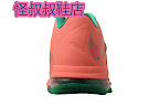 nike lebron 10 low gr watermelon 4 04 Release Reminder: Nike LeBron X Bright Mango aka Watermelon