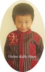 Violino Ridho Putra