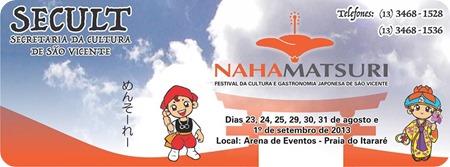 Naha Matsuri – Festival de Cultura e Gastronomia Japonesa de São Vicente