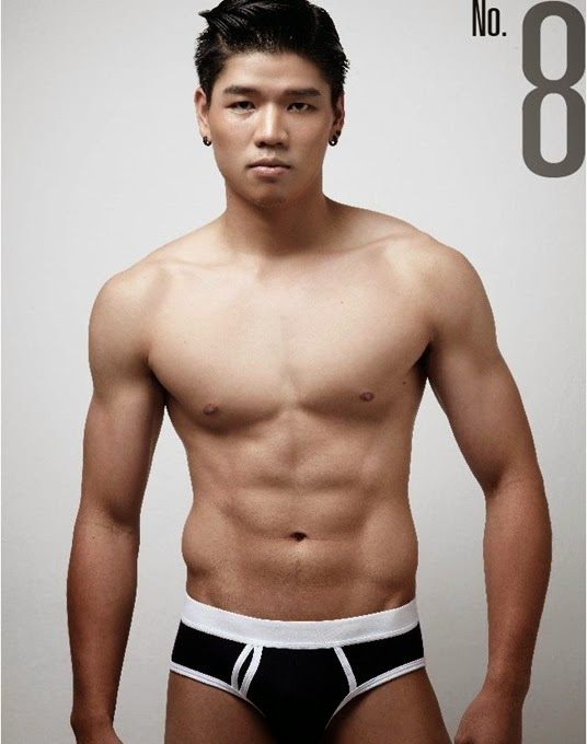 sexy thai guy in briefs