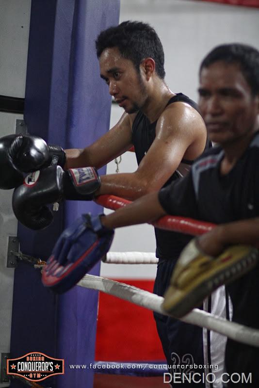 Conquerors Boxing 12