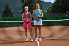 Giorgia Pinto e Lara Albini