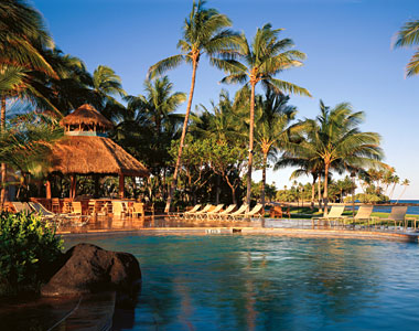 Splurge: Fairmont Orchid, on the Big Island