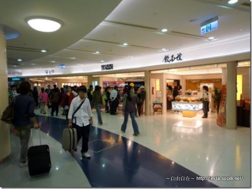 台北轉運站大廳商家2