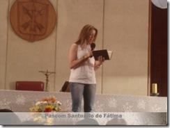 Adriana lê a Palavra - Mt 25, 14-30