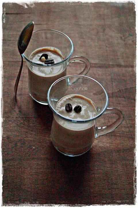 Parfait al cappuccino e torrone R blog