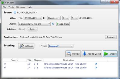Free VidCoder Download