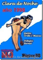 P00008 - Carlos Trillo - Clara de Noche #8