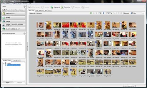 print screen résultat recherche scrap