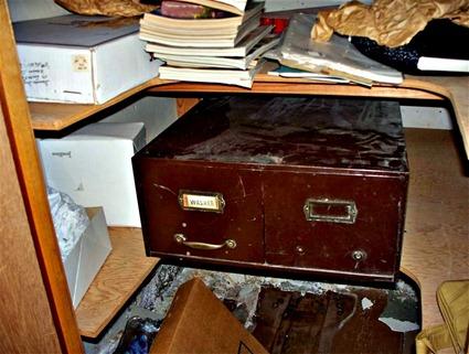 Treasure Trove interior 2 file drawers (Medium)
