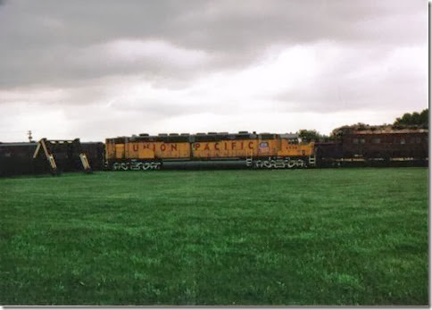 Union Pacific DDA40X #6930 at the Illinois Railway Museum on May 23, 2004