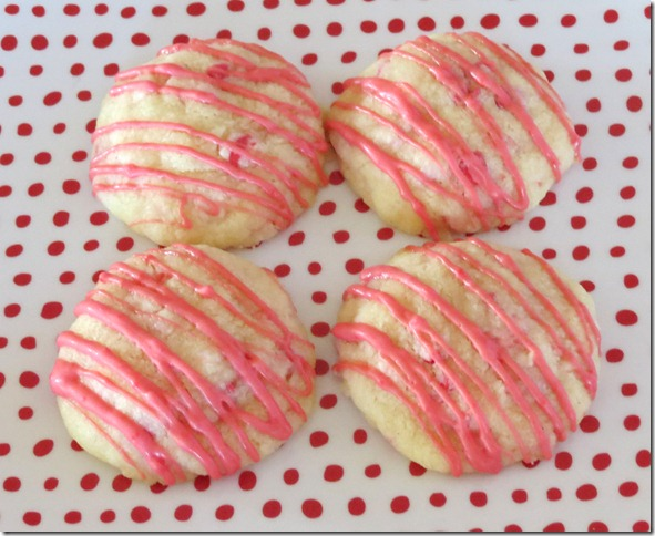 Andes Peppermint Bits Shortbread Cookies