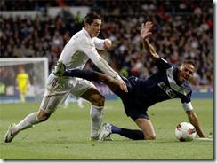 Ronaldo no pudo marcar el fin de semana