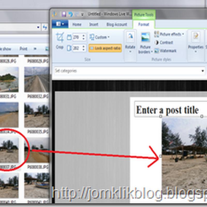 Cara Menangani Masalah Upload Gambar Pada Blog