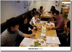 甜在心手做坊 Wedding Pass 怪手巧紅  T&J Fortune Cookies 手做課程 花藝 手工餅乾 翻糖餅乾 彩繪棉花糖