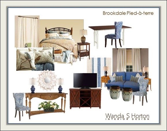 Brookdale Retirement Pied-a-terre