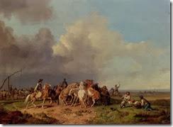 Burkel_Heinrich_The_Horse_Round_Up