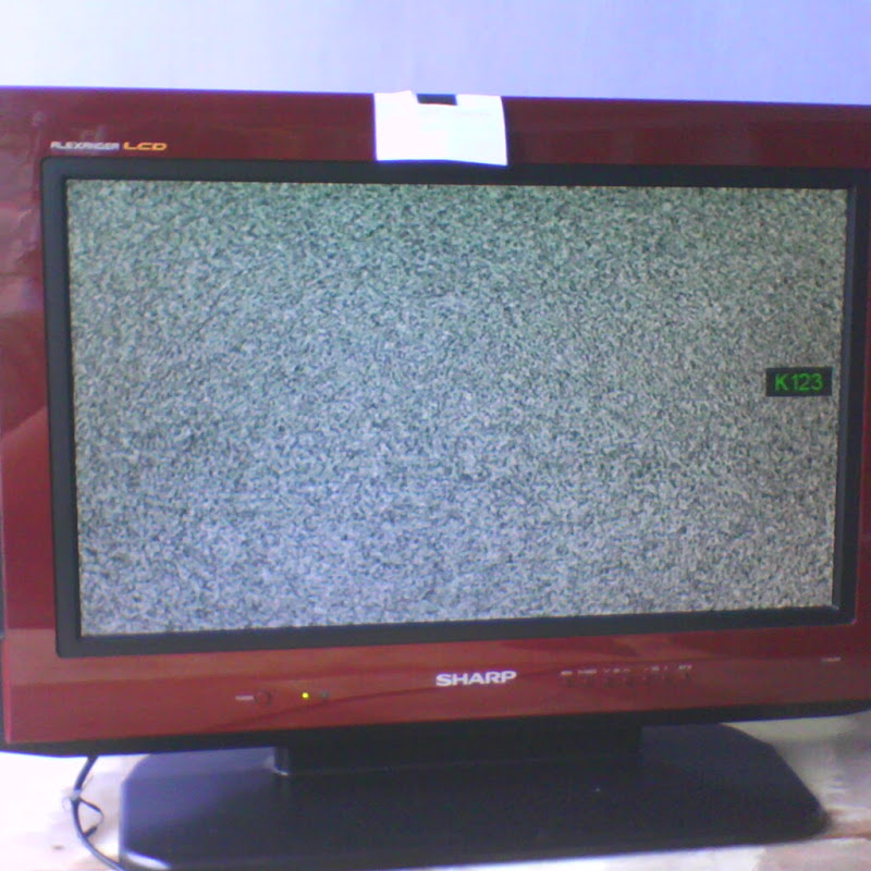 Cara Service Mode TV Sharp
