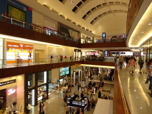 4- Dubai Mall