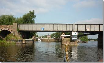 leaving sawley locks