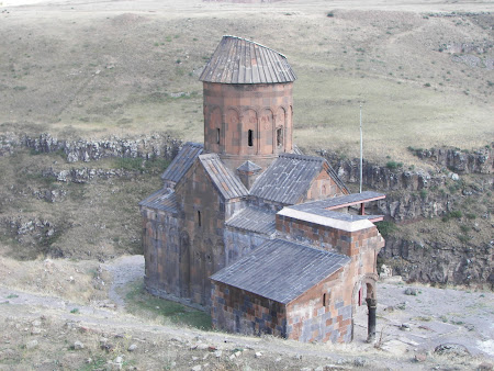 Obiective turistice Turcia: biserica Sf. Gheorghe Ani