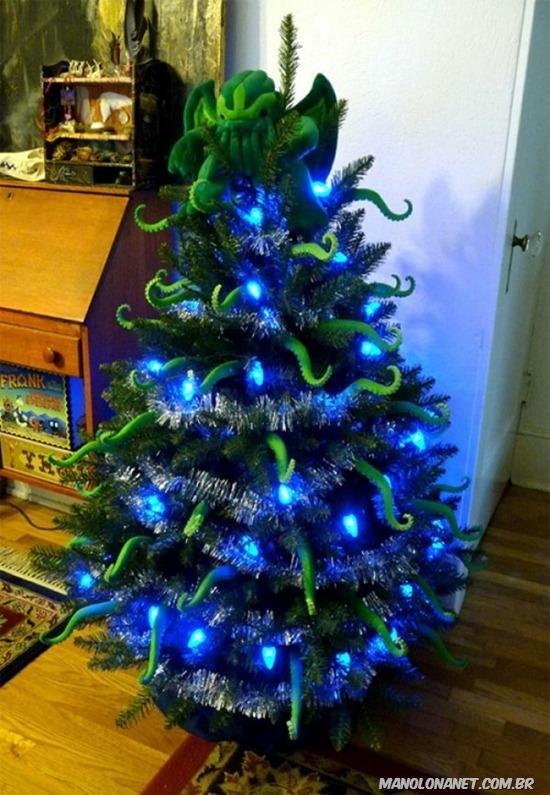 Como Enfeitar sua Árvore de Natal