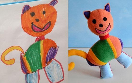 Brinquedos de desenhos de crianças (12)