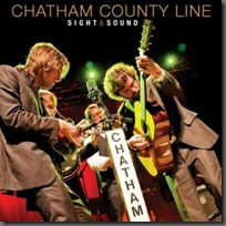 "Chatham County Line to release live 2xCD/LP + DVD box set, ""SIGHT and SOUND"""