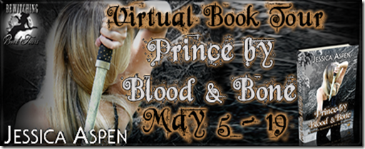 Prince by Blood and Bone Banner 450 x 169