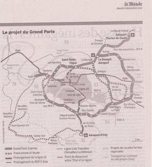 Mapa logistica europèa LM