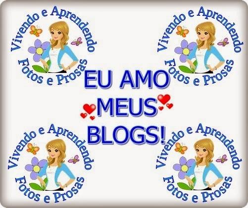eu amo meus blogs