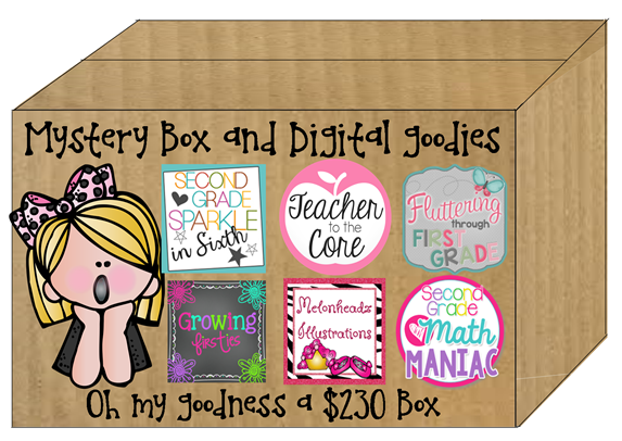 Mystery box 2014 BOX