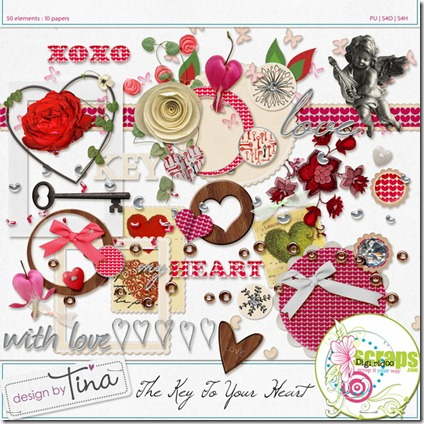 Design by Tina_The Key To Your Heart_prevEP
