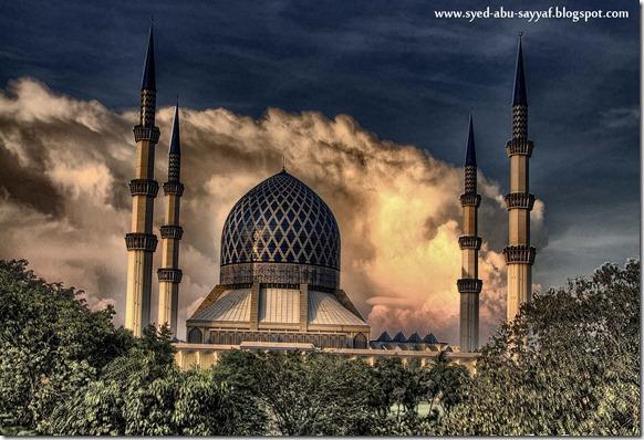 Masjid Sultan Salahuddin Abdul Aziz – Selangor, Malaysia