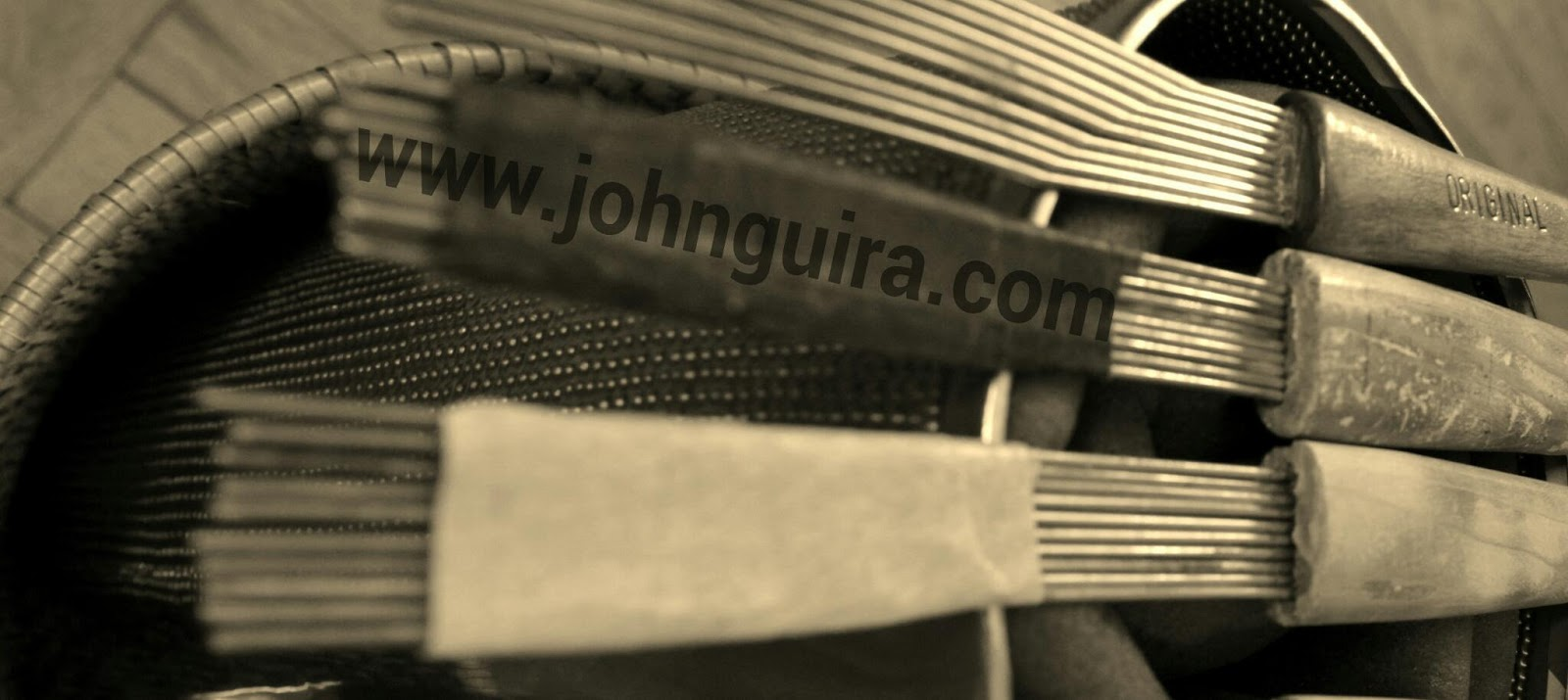 Ganchos De Guira | JohnGuira