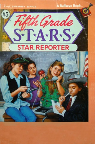 Phony Fifth Grade stars cover analogous