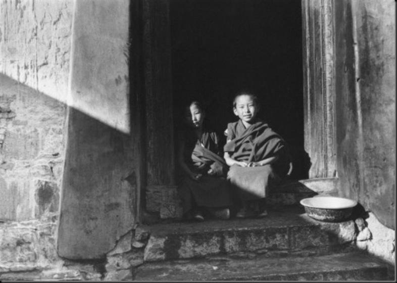 Paulius Normantas (b. 1948, Lithuania) from Budos vaikai- Buddha's Children - Tibetans, Ladakhis-Zanskaris, Mustangis, Dolpas. (Leidyka VAGA, Vilnius, 1999