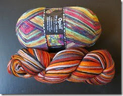 Opal and Poste Yarn