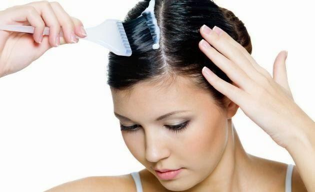 Tonalizante X Cabelo Branco. Os dois lados do cabelo.