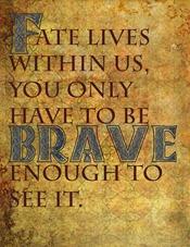 BRAVE Brithday Brave