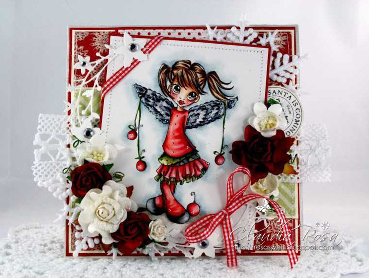 Claudia_Rosa_Ornament girl_1