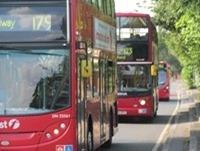 tambang bas ekspres naik