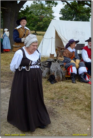 Sealed Knot at Bradgate Park