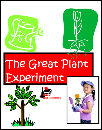 plant experiment from Raki's Rad Resources