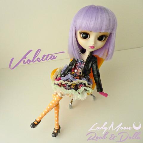 pullip tokidoki x hello kitty violetta