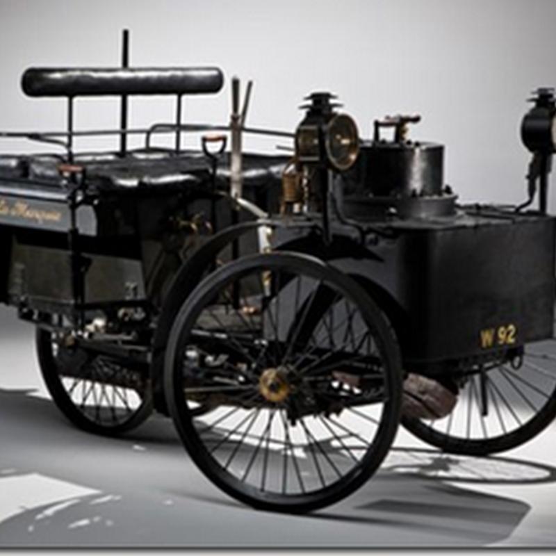 Kereta tertua di dunia bernilai AS$4.6 juta