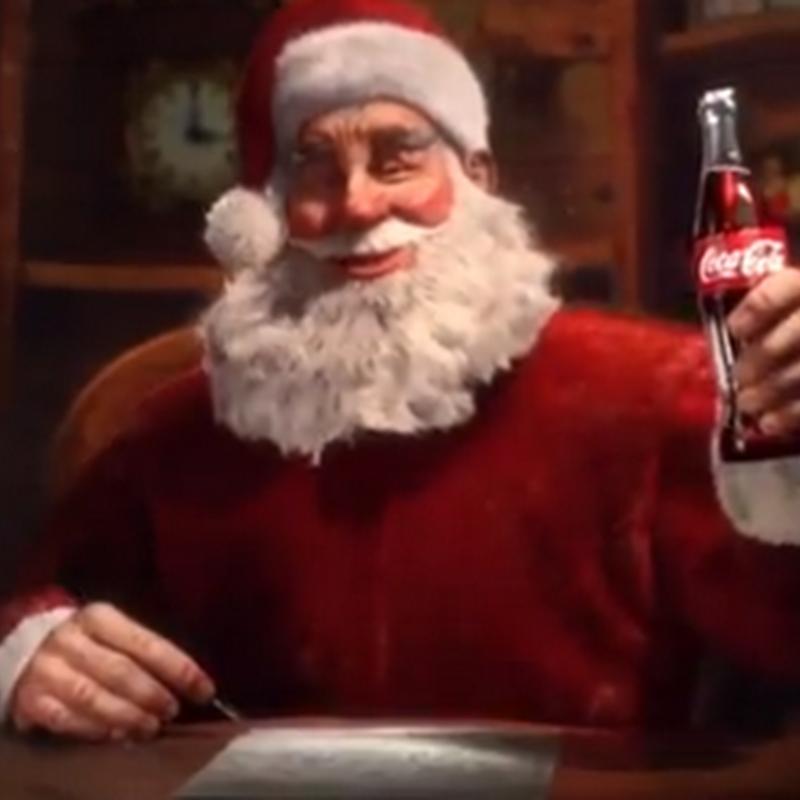 Comercial navideño de Coca Cola 2013