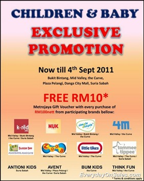 Metrojaya-Children-and-Baby-Exclusive-Promotions-2011-EverydayOnSales-Warehouse-Sale-Promotion-Deal-Discount