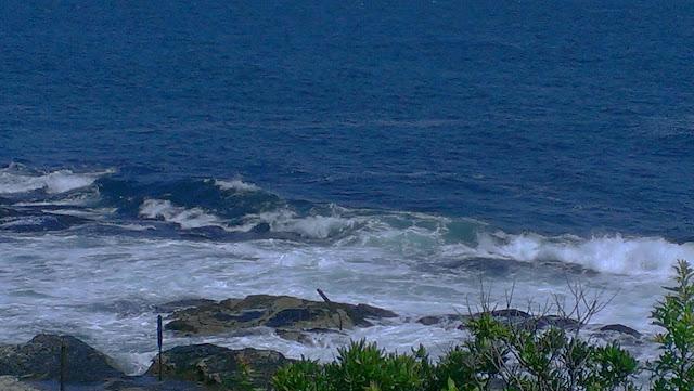 Atlantic Ocean off Jamestown, RI