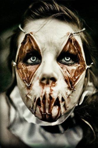 maquillaje miedo disfracesfaciles (3)
